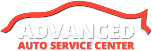 Advanced Auto Service Center logo